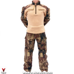 Soldier Story SS107 ISOF SAW Gunner ISOF Camo Uniform