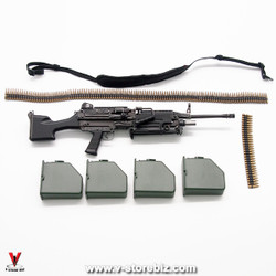 Soldier Story SS107 ISOF SAW Gunner M249 SAW Machine Gun