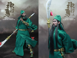 Inflames Toys X Newsoul Toys IFT-007 GUAN YU The spirit of Chinese civilization