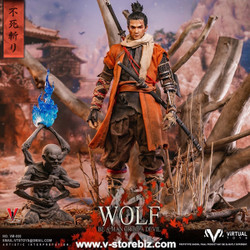 VTS Toys VM-30DX The Wolf of Ashina (Deluxe Edition)