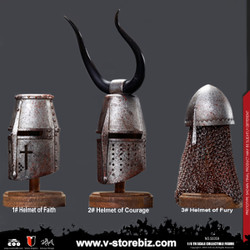 Coomodel SE059 Series Of Empires Helmets of the Holy War (Set of 3)