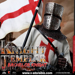 Coomodel SE056 Series of Empires Bachelor of Knights Templar