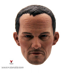 E&S 26034 PMC The Escort Head Sculpt