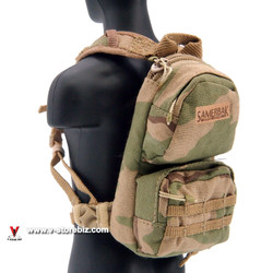 Hot Toys Military Tricolor Backpack