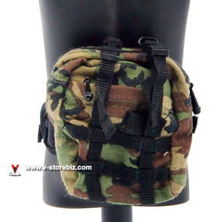 DAM Toys Military Fanny Butt Pack Woodland