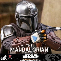 Hot Toys TMS007 The Mandalorian