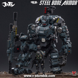 JoyToy JTUS008 Steel Bone Armour (Mecha & Figure Set)