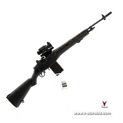 Hot Toys Mountain Ops Sniper M14 Sniper Rifle