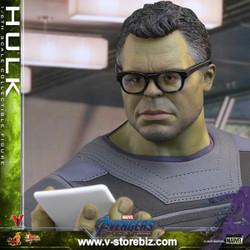 Hot Toys MMS558 Avengers: Endgame Hulk