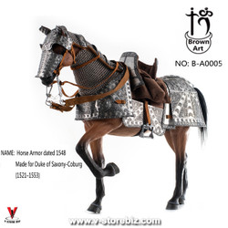 Brown Art B-A0005H Duke of Saxony-Coburg Horse