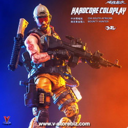 JOYTOY JTHC002 Hardcore Coldplay CIA South African Bounty Hunter