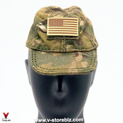 Verycool Cap with Flag Patch (Female Head Size)