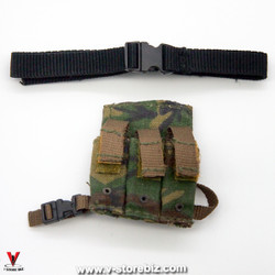 Bbi Woodland Triple Mag Leg Dropdown & Belt