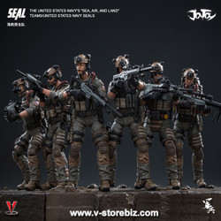 JOYTOY JTDS008 US Navy SEALs (Set of 6)