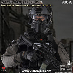 E&S 26035S British Specialist Firearms Command SCO19 Urban Tactical Version
