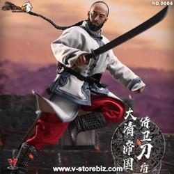 KunLunToys 0004 Daqing Empire Warrior