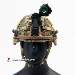 Green Wolf Gear GWG009 British Army KSF VIRTUS Helmet & NVG