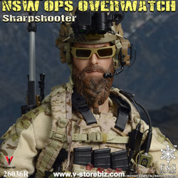 E&S 26036R NSW Ops Overwatch Sharpshooter
