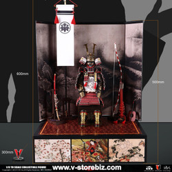 Coomodel SE062 Series Of Empires Minamoto No Yoshitsune (Exclusive Edition)