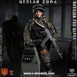 Crazy Figure LW007 Russian FSB Alpha Heavy Shield Hand