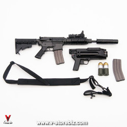 VTS VM027 Revenger Ultimate Edition AR-15 Carbine & Grenade Launcher