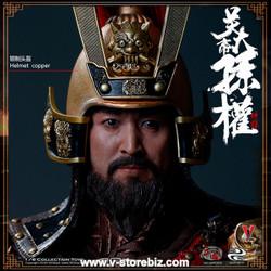 303Toys MP005 Sun Quan Zhongmou, Emperor Of Wu