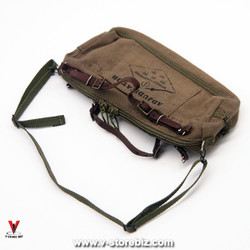 DAM Gangsters Kingdom GK017 Van Ness Duffel Bag