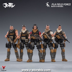 JOYTOY 81911052 1/18 PLA Field Forces