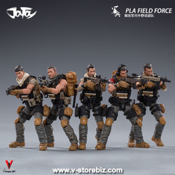 Joy Toy 81911052 1/18 PLA Field Forces
