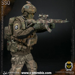 DAM 78075 Special Operations Forces of Russia (SSO)