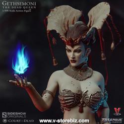 TBLeague x Sideshow PL2019-147 Gethsemoni The Dead Queen
