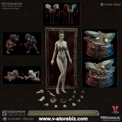 TBLeague x Sideshow PL2019-147 Gethsemoni The Dead Queen