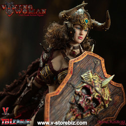 TBLeague PL2020-162 Viking Woman