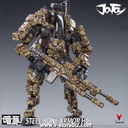 Joy Toy 1/25 H03 Steel Bone Armor