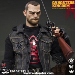 DAMTOYS Gangsters Kingdom GK003MX Spade J's Memory - Greg