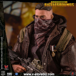 Soldier Story SSG-002 1/12 Scale PUBG (Windbreaker Edition)