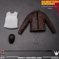 DAM RT004 Gangsters Kingdom GK001 J Of Spades Costume Change Combination
