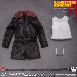 DAM RT006 Gangsters Kingdom GK005 2 Of Diamond Costume Change Combination