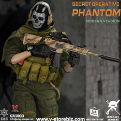 General's Armoury GA1003 Special Operative Phantom