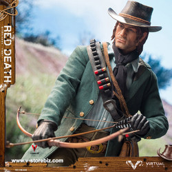 VTS TOYS VM026 Wilderness Rider Action Figure