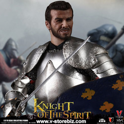 Coomodel SE068 Series Of Empires Knight Of The Spirit