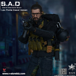 E&S 26038R S.A.D Special Operation Group Casual Version