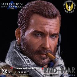 "Flagset FS73031 Doomsday War Series - End War Death Squad - ""A"""