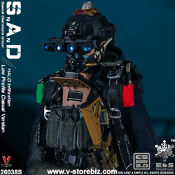 E&S 26038S S.A.D Special Operation Group HALO Infiltration Operator