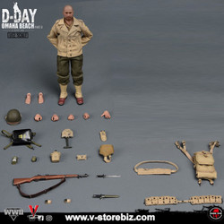 Soldier Story SSM-005 WWII US 2nd Ranger Battalion Sergeant (Figure Only)