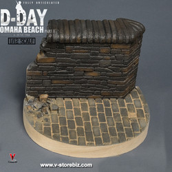 Soldier Story SSM-004 1/12th Scale WWII Bridge Section Diorama
