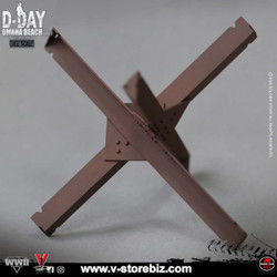 Soldier Story SSM-005 1/12th Scale WWII Sand Beach Section Diorama Base