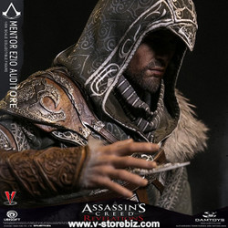 DAM DMS014 Assassin's Creed Revelations - Mentor Ezio Auditore