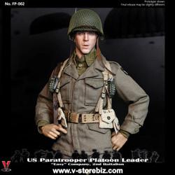 "Facepool FP-002A US Paratrooper Platoon Leader - ""Easy"" Company"