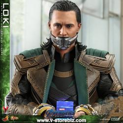Hot Toys MMS579 Avengers: Endgame Loki